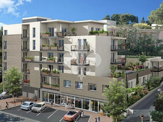 Programme neuf-Appartement-LE-CANNET