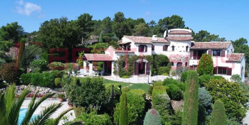 Achat-Maison / Villa-THEOULE SUR MER