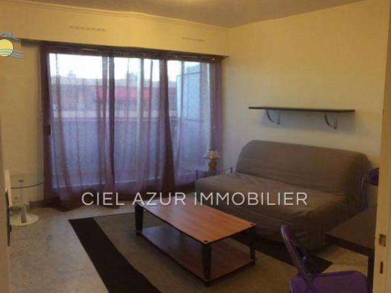 Location meublée-Appartement-JUAN-LES-PINS
