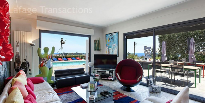 Location vide-Maison / Villa-VILLEFRANCHE-SUR-MER