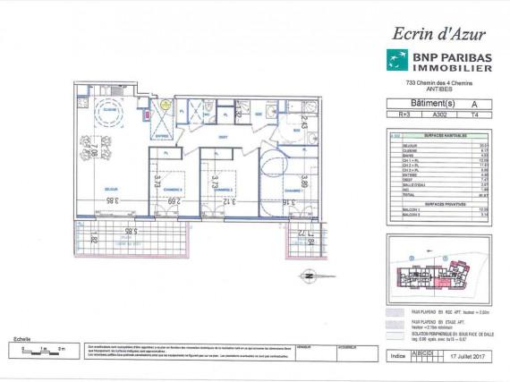 Programme neuf-Immeuble-ANTIBES