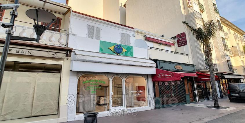 Achat-Bureau / Commerce / Local-JUAN-LES-PINS