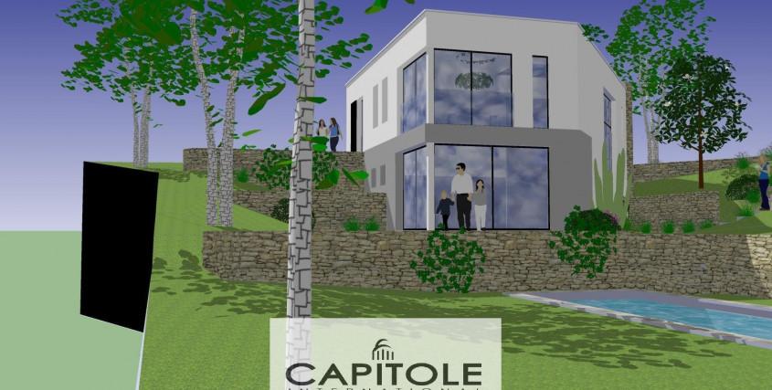 Achat-Terrain Constructible-ANTIBES