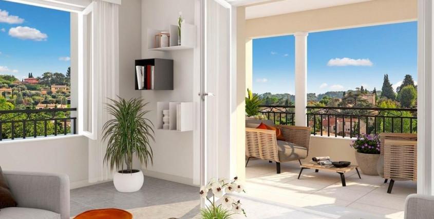 Achat-Appartement-LE-ROURET