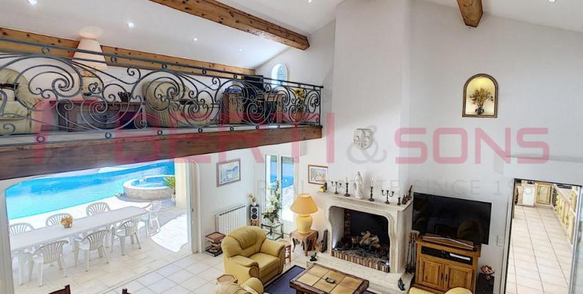Achat-Maison / Villa-TOURRETTES
