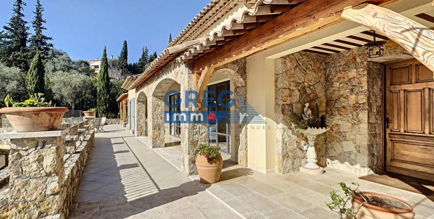 Achat-Maison / Villa-LE-BAR-SUR-LOUP