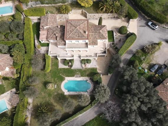 Achat-Maison / Villa-GRASSE