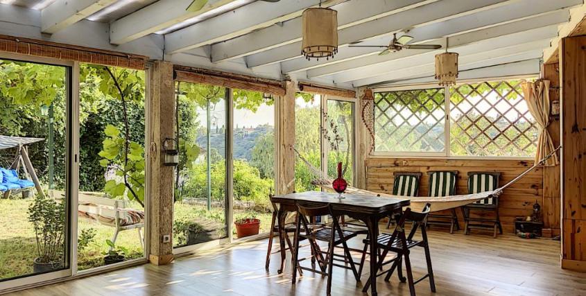 Achat-Maison / Villa-SAINT PAUL DE VENCE
