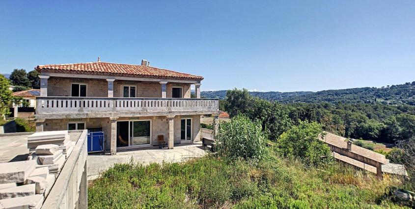 Achat-Maison / Villa-LA-ROQUETTE-SUR-SIAGNE