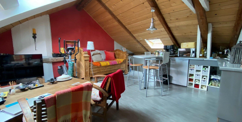 Achat-Maison / Villa-BONLIEU-SUR-ROUBION