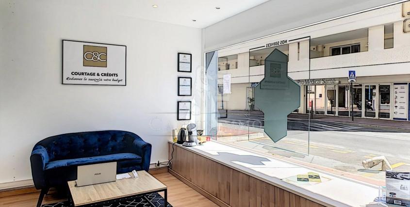 Achat-Bureau / Commerce / Local-MANDELIEU-LA-NAPOULE