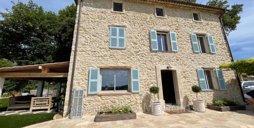 Location vide-Maison / Villa-MOUGINS