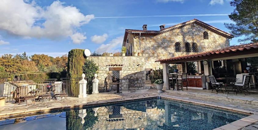 Achat-Maison / Villa-OPIO
