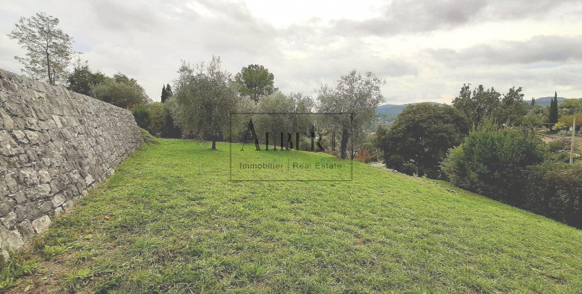 Achat-Terrain Constructible-GRASSE