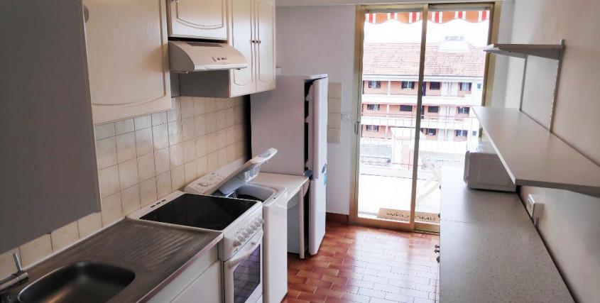 Location vide-Appartement-SAINT LAURENT DU VAR